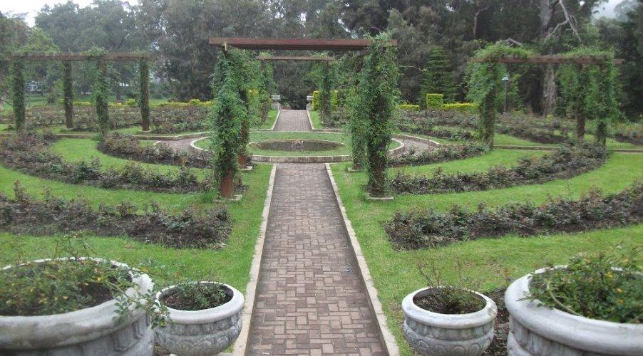 Victoria Park at Nuwara Eliya