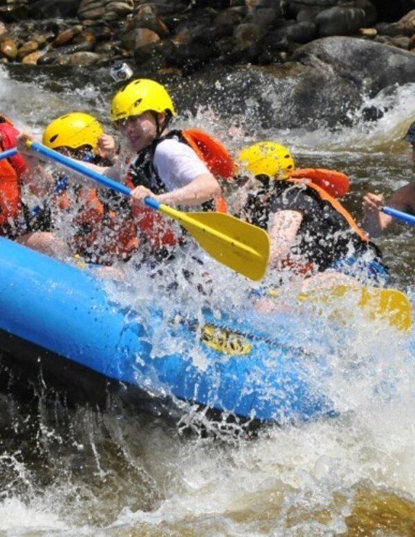 Whitewater Rafting at Kitugala